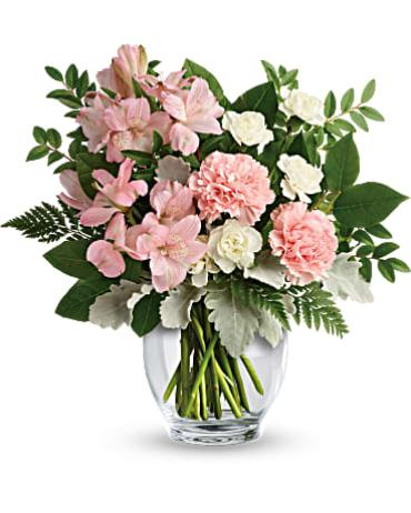 Teleflora\'s Whisper Soft Bouquet