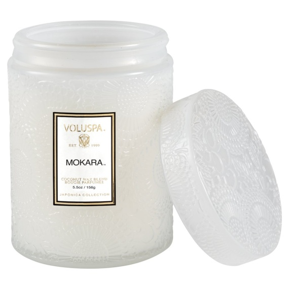 Mokara Small Jar Candle