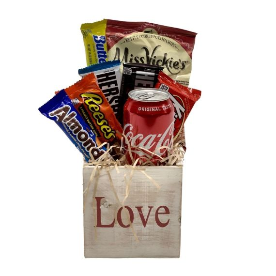 Sweet Snack Basket Small