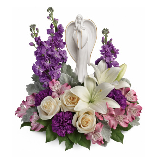 Teleflora\'s Beautiful Heart Bouquet