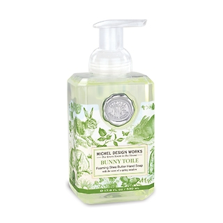 Bunny Toile Foaming Hand Soap