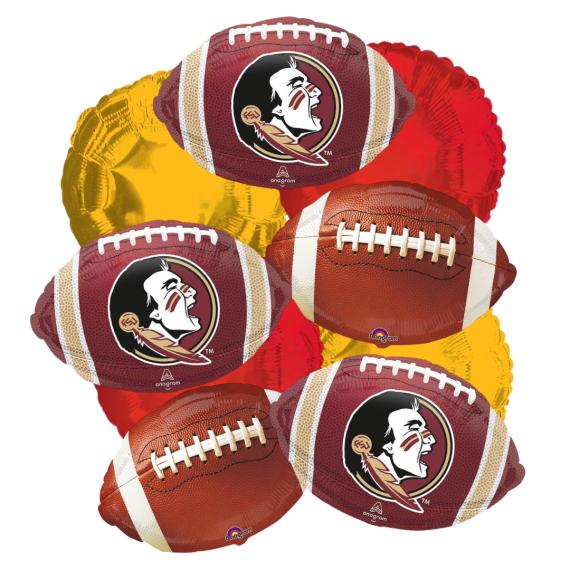 Seminole Balloon Bouquet