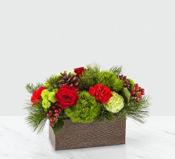 "Christmas Cabinâ""¢ Bouquet"