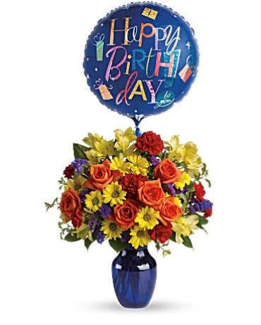 Teleflora Fly Away Birthday