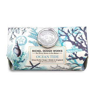 Ocean Tide Large Bath Soap Bar