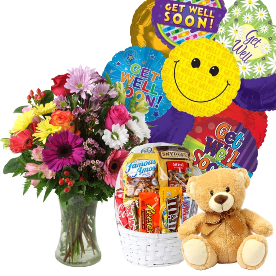 Get Well Package