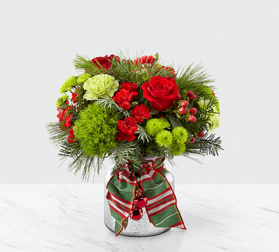 "Jingle Bellsâ""¢ Bouquet"