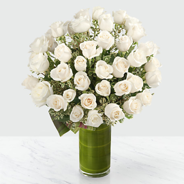 FTD Clarity Luxury Rose Bouquet