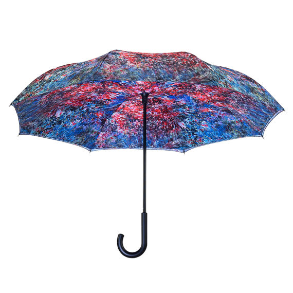 Monet\'s House at Giverny Under The Roses RC Stick Umbrella