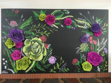 Flower Wall -pic 1