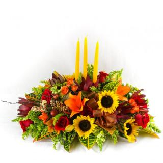 Bountiful Blooms Centerpiece