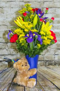 FTD Big Hug Birthday Bouquet