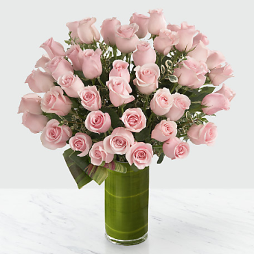 FTD Delighted Luxury Rose Bouquet