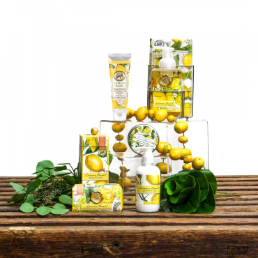 Large Lemon Basil Care Package